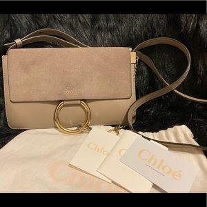 Chloe Faye small shoulder bag